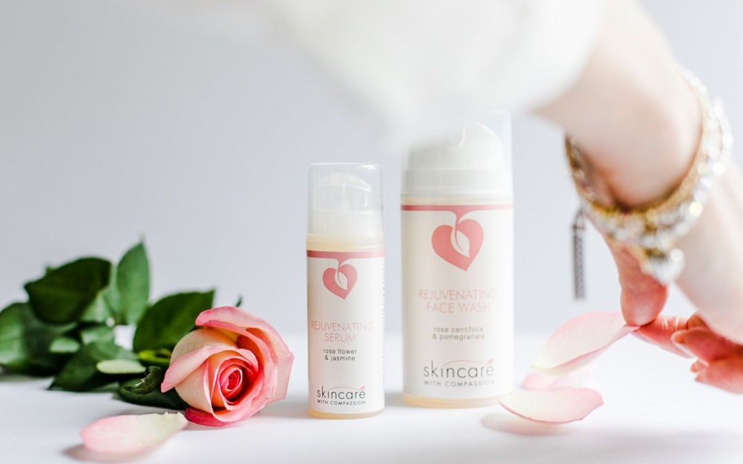 SKINCARE With Compassion – Personal Branding Shoot
