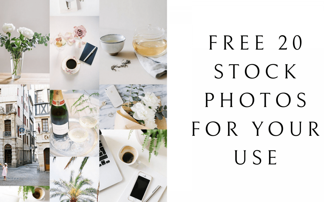 20 Free stock images