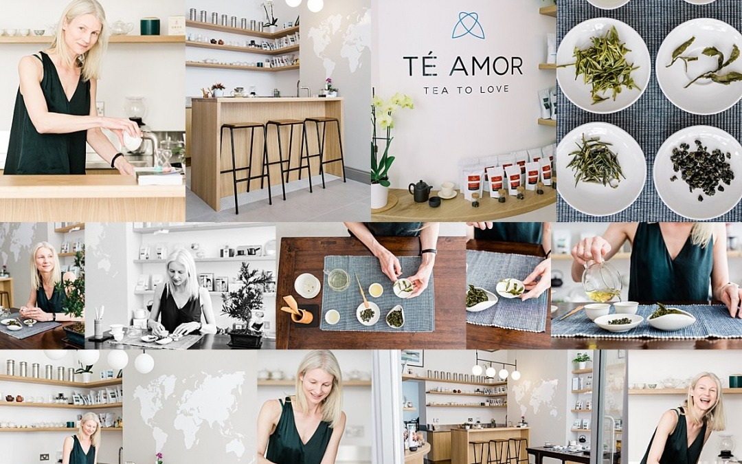 Brand & Business Photography Te Amor Jersey, channel islands