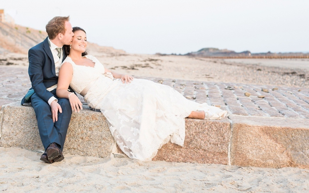 Destination wedding in Jersey, 5 reasons why Channel Islands are perfect for weddings